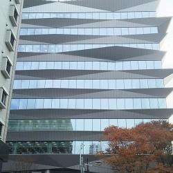 【納入事例】■プロジェクト名/港区オフィスビル■シリーズ名/パリトーンPSシリーズ−ブラック■用途/汚垂石