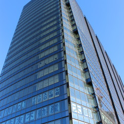 【納入事例】■プロジェクト名/品川区オフィスビル■シリーズ名/パリトーンPSシリーズ−ブラック■用途/汚垂石