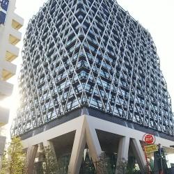 【納入事例】■プロジェクト名/豊島区 オフィスビル■シリーズ名/パリトーンPSシリーズ−ブラック■用途/汚垂石
